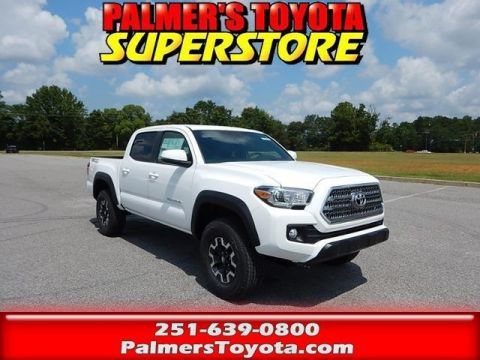 New 2017 Toyota Tacoma TRD Offroad 4D Double Cab