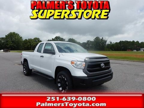 New 2017 Toyota Tundra SR 4D Double Cab 4WD