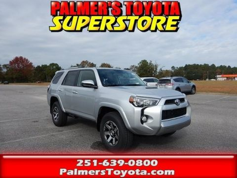 New 2018 Toyota 4Runner TRD Off-Road 4D Sport Utility 4WD