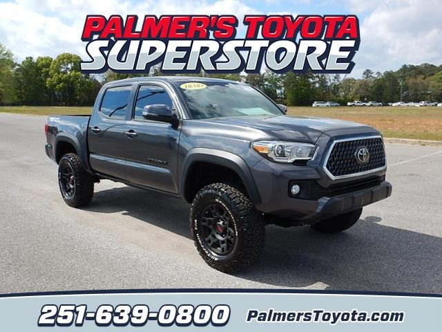 New 2019 Toyota Tacoma TRD Offroad RWD 4D Double Cab