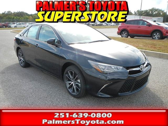 new 2017 toyota camry xse v6 4d sedan in mobile 42730 palmer 39 s toyota superstore. Black Bedroom Furniture Sets. Home Design Ideas