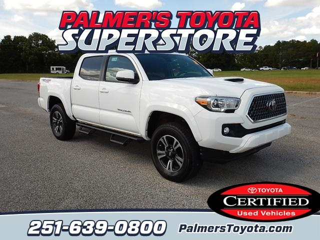 Certified Pre-Owned 2019 Toyota Tacoma TRS