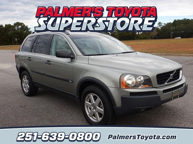 Pre Owned 2006 Volvo Xc90 2 5t