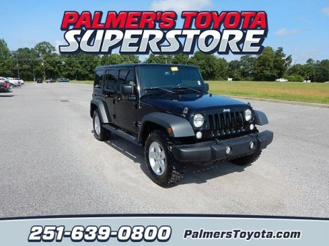 Pre-Owned 2015 Jeep Wrangler