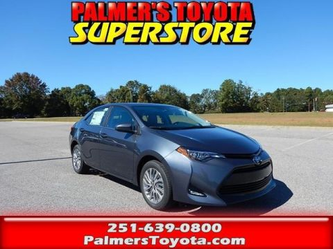 New 2018 Toyota Corolla LE ECO 4D Sedan