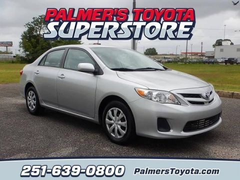 Pre-Owned 2011 Toyota Corolla