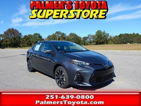 New 2018 Toyota Corolla XSE 4D Sedan