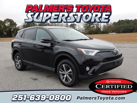 Certified Pre-Owned 2018 Toyota RAV4