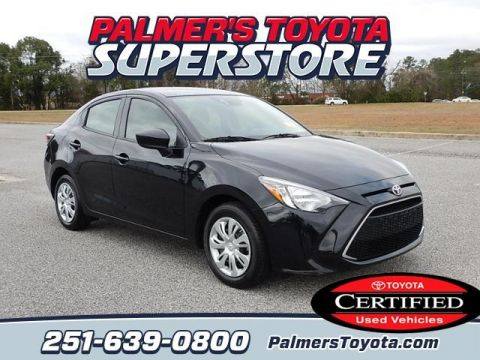 Certified Pre-Owned 2019 Toyota Yaris L