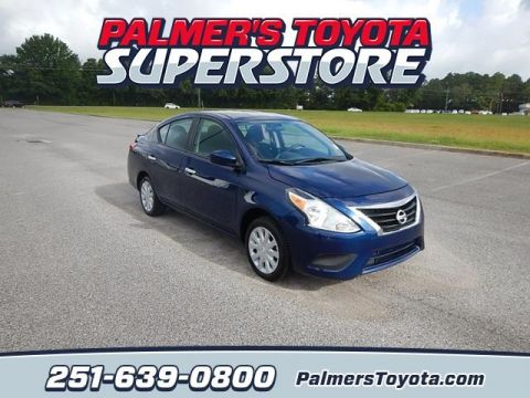 Pre-Owned 2018 Nissan Versa