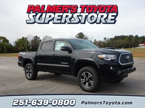 New 2019 Toyota Tacoma TRD Sport 4D Double Cab in Mobile #48423