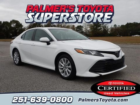 Certified Pre-Owned 2018 Toyota Camry