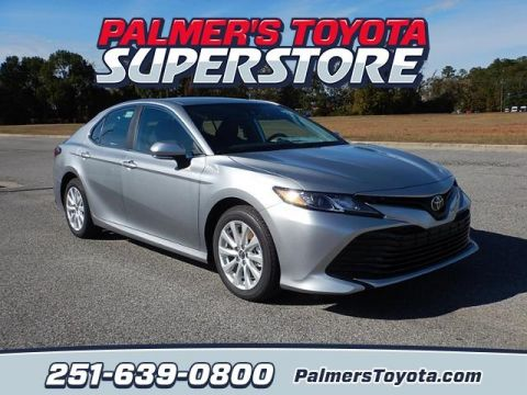 New 2020 Toyota Camry LE
