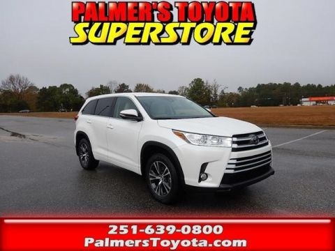 New 2018 Toyota Highlander LE Plus 4D Sport Utility AWD