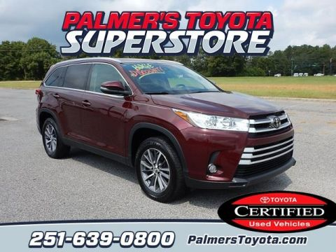 Certified Pre-Owned 2019 Toyota Highlander L