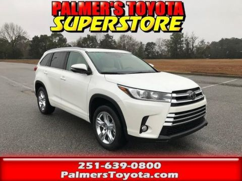 New 2018 Toyota Highlander Limited 4D Sport Utility