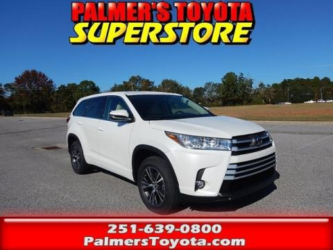 New 2018 Toyota Highlander LE Plus 4D Sport Utility