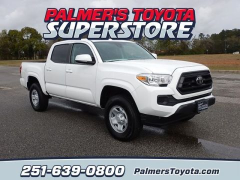 Pre-Owned 2020 Toyota Tacoma SR