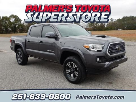 Pre-Owned 2019 Toyota Tacoma TRD Sport