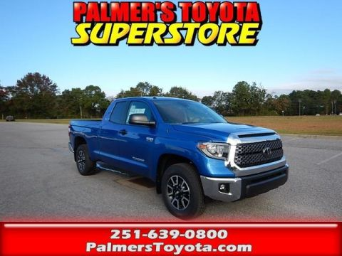 New 2018 Toyota Tundra SR5 4D Double Cab 4WD