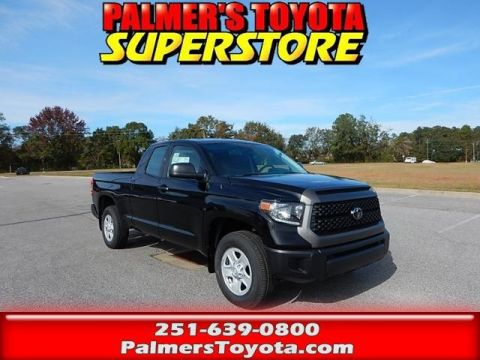 New 2018 Toyota Tundra SR 4D Double Cab 4WD