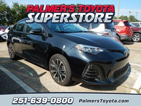 Certified Pre-Owned 2019 Toyota Corolla S