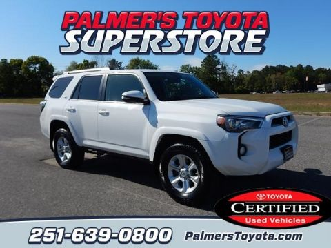 Certified Pre-Owned 2019 Toyota 4Runner SP
