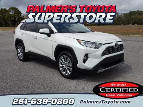 Certified Pre-Owned 2020 Toyota RAV4 Limited