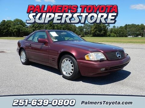 Pre-Owned 1996 Mercedes-Benz SL-Class SL 500